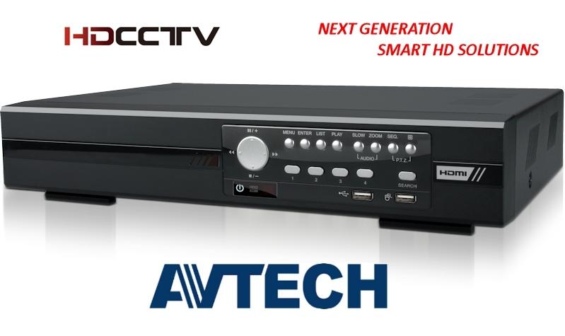 DVR Avtech DG1004 4 Channel