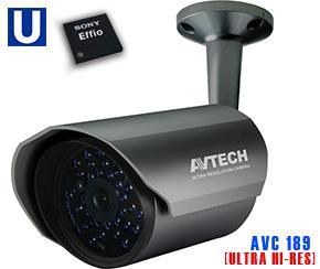 Camera CCTV AVTECH AVC 189
