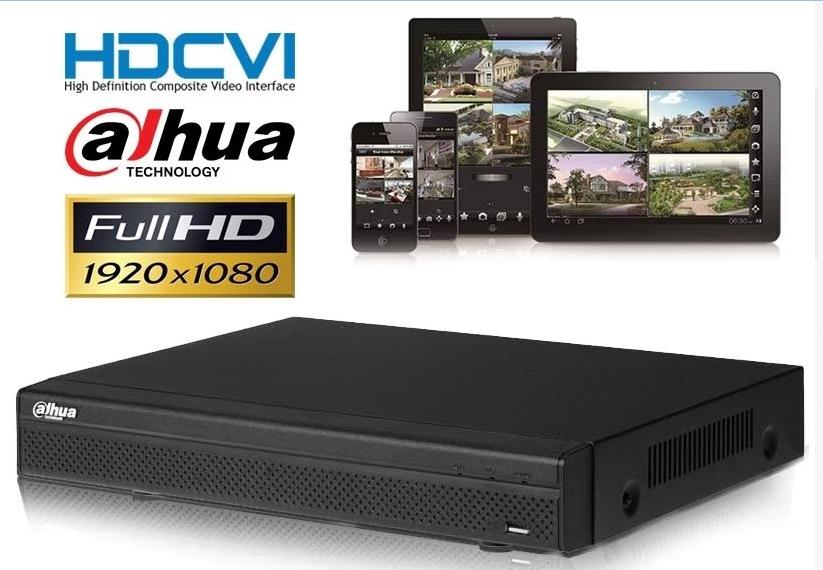 DVR Dahua HCVR5216A S2