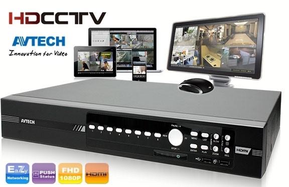CCTV AVTECH Cikarang CCTV