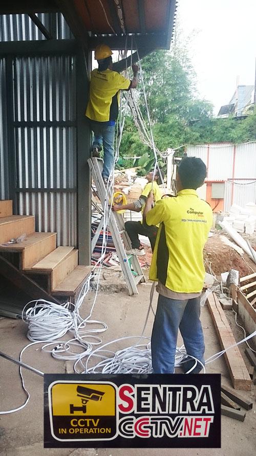 Installasi cctv di Cikarang - Bekasi