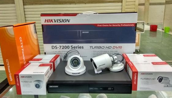 Paket Hikvision 3 juta