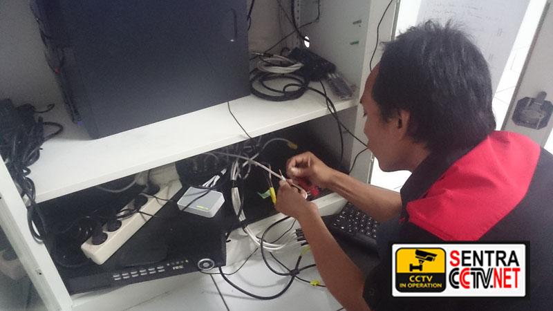 Cek Cable CCTV